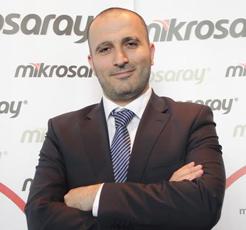 Latif Güler: Mikrosaray Yönetim Kurulu Başkanı