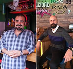 Bir duayen, bir işletme / Ranchero Mexican Restaurant, Fatih Tanyeri Gonzalez & Kerem Aygün