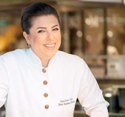 Türk gastronomisinin başına gelen en özel kadın şef