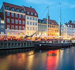 Gastronomi şehri Kopenhag