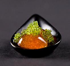 Yemeğin bilimle buluşması; moleküler gastronomi