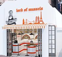 Midyeci Ahmet'tin yeni konsepti: Lord of Mussels Pizza